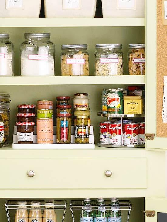 Food Storage Pantry Organization The Savvy Bee