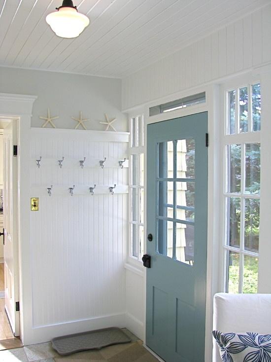 Back door 1