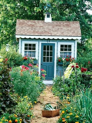 cottage garden shed free 8 x 16 shed plans stamilwh - Garden Sheds Indiana