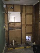 Rental Rehap: Part 2…Gutting the Bathroom