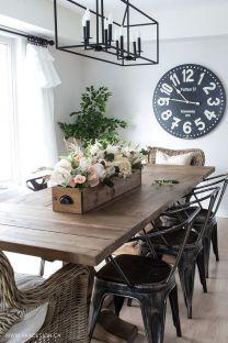 Farmhouse Dining Room Inspiration