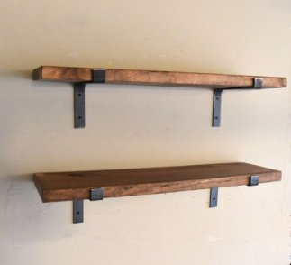 """Etsy- $75-$180 (12"""" shelf)"""